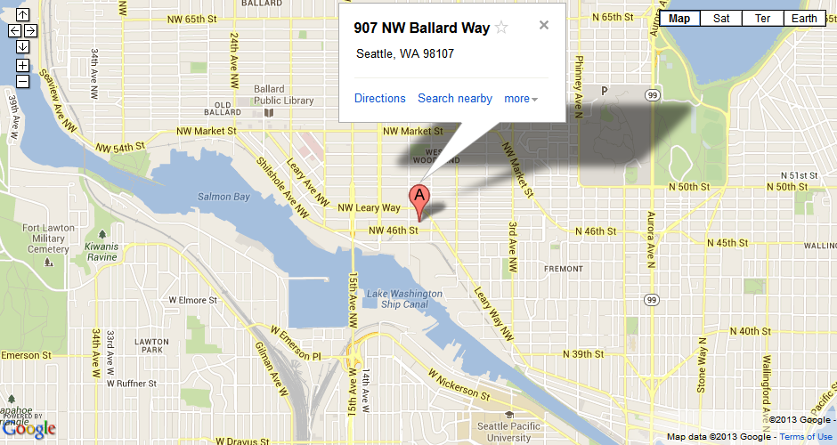907 NW Ballard Way, Seattle, WA 98107